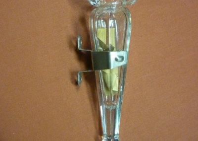 Brougham flower vase