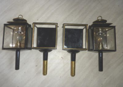 Very Unusual Day & Night lamps