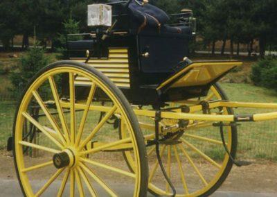 Tandem Cart