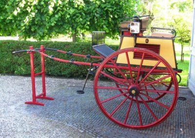 """Spicy"" Tandem Cart"