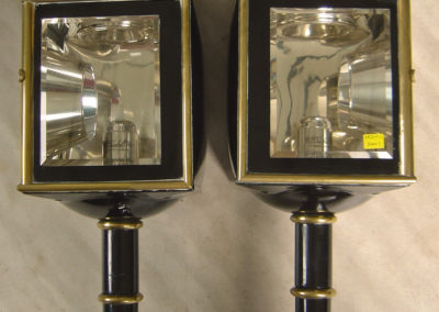 Large breack or coach lamps