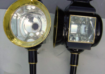Large Breack lamps
