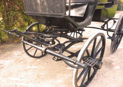 Carriages Schroven