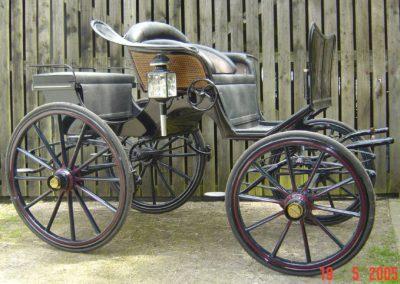 Poney Chaise