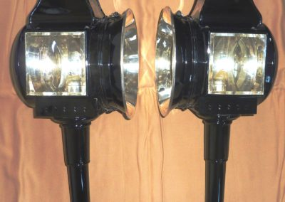 Brewster Breack lamps