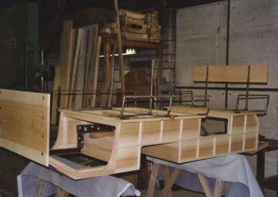 Bronson Wagon Body rebuilt