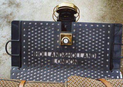 Clock case, rubber mat...
