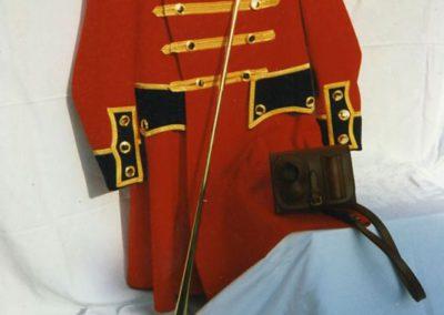 Road coach guard's coat