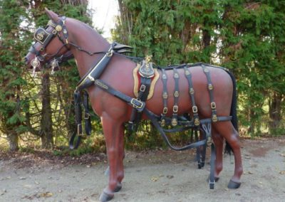 King of Hanover restored state harness