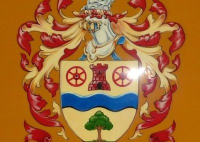 New coat of arms