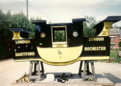 Road Coach Commodore
