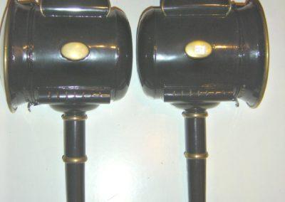 Park Drag lamps