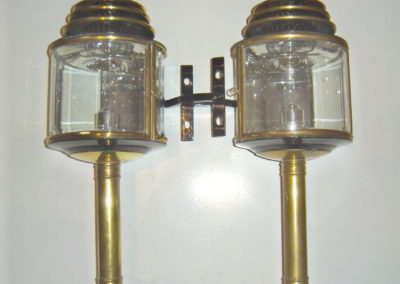 Large cylindrical lamps