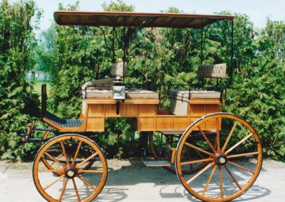 Bronson Wagon by Brewster of New York