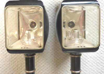 Rectangualr lamps