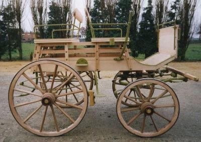 Pony Dog Cart rebuilt