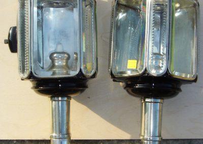 Sociable lamps
