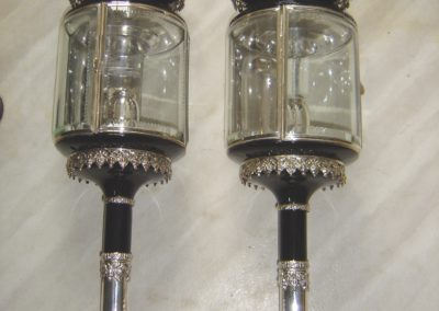 Silver state lamps