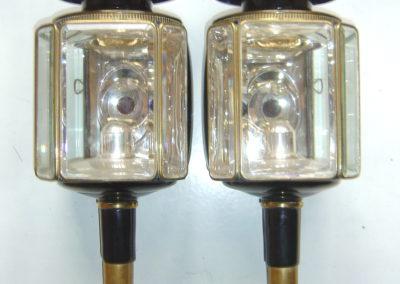 Octogonal lamps